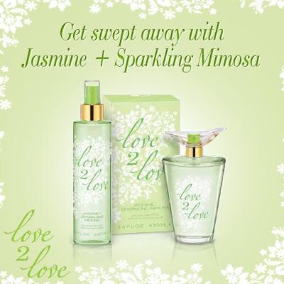 Jasmine + Sparkling Mimosa
